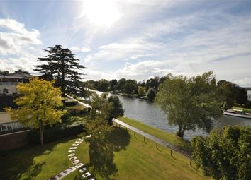 Thumbnail 3 bed flat for sale in Thames Side, Staines-Upon-Thames, Surrey