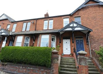 Thumbnail 4 bed terraced house for sale in St. James Road, Carlisle