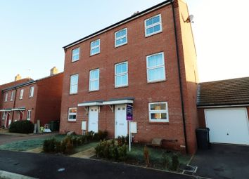 Thumbnail 5 bed semi-detached house for sale in Deopham Green Kingsway, Gloucester