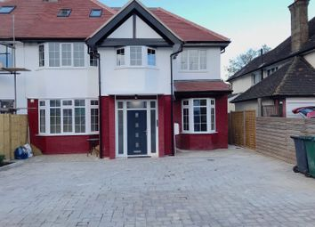 Thumbnail 3 bed flat for sale in The Vale, Golders Green