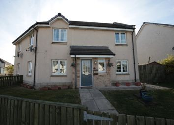 Thumbnail 4 bed semi-detached house for sale in Trondheim Parkway, Dunfermline