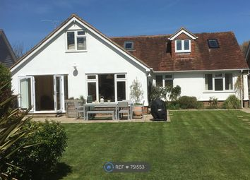 Thumbnail 5 bed detached house to rent in Pescotts Close, Chichester