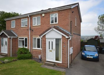 Thumbnail 3 bed semi-detached house to rent in Hedley Drive, Brimington, Chesterfield