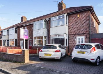 Thumbnail 2 bed semi-detached house for sale in Windsor Road, Prescot
