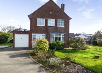 Thumbnail 3 bed detached house for sale in Sunnyside Road, Uttoxeter, Staffordshire
