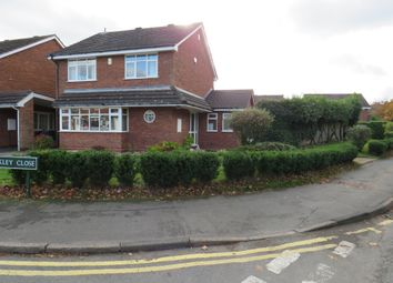 Thumbnail 4 bed detached house for sale in Stretton Road, Shirley, Solihull