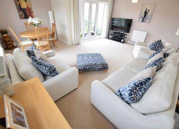 Thumbnail 2 bed flat for sale in Kittiwake Drive, Portishead, Bristol