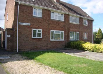 Thumbnail 1 bed flat to rent in Windmill Crescent, Wolverhampton