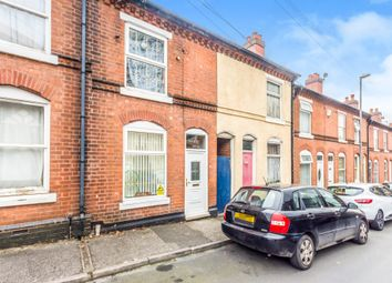Thumbnail 2 bedroom terraced house for sale in Lime Street, Walsall