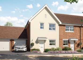 Thumbnail 3 bed end terrace house for sale in Old Guildford Road, Broadbridge Heath, Horsham