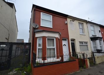 Thumbnail 2 bed end terrace house for sale in Kilburn Street, Bootle, Liverpool