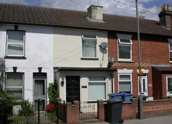 Thumbnail 2 bedroom terraced house for sale in 271 Spring Road, Ipswich, Suffolk