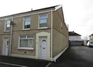 Thumbnail 3 bed end terrace house for sale in Nathan Street, Llanelli, Carmarthenshire