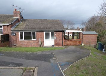 Thumbnail 2 bed bungalow to rent in Briar Close, Minsterley, Shrewsbury