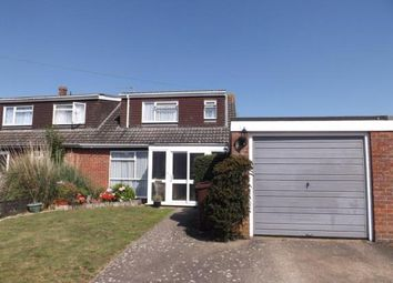 Thumbnail 2 bedroom semi-detached house for sale in Dickleburgh, Diss, Norfolk