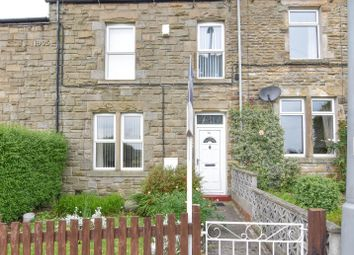 Thumbnail 2 bed terraced house to rent in Butsfield Lane, Consett