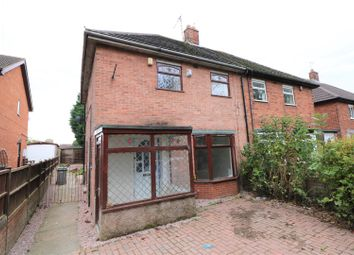 Thumbnail 3 bedroom semi-detached house for sale in Leaside Road, Trent Vale, Stoke-On-Trent