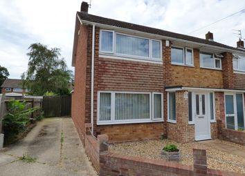 Thumbnail 3 bed semi-detached house for sale in Rylandes Court, Maybush, Southampton