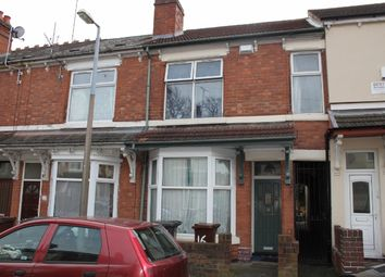 Thumbnail 3 bedroom terraced house for sale in Fawdry Street, Wolverhampton
