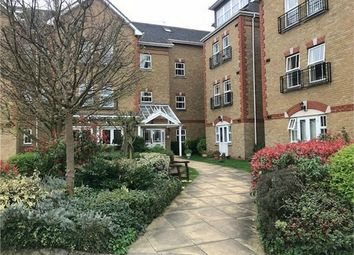 Thumbnail 1 bed flat for sale in Kingfisher Court, Draper Close, Isleworth, Middlesex