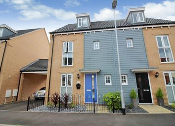 Thumbnail 3 bedroom semi-detached house for sale in Wilderness Road, Costessey, Norwich
