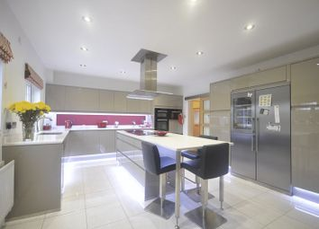 Thumbnail 5 bed detached house to rent in Ermyn Way, Leatherhead