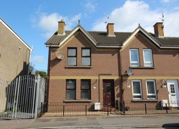 Thumbnail 3 bed terraced house for sale in Irish Quarter West, Carrickfergus