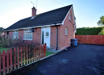 Thumbnail 3 bedroom semi-detached house for sale in Meadowvale Crescent, Bangor