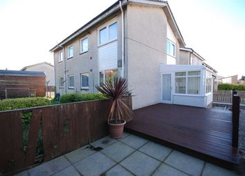 Thumbnail 2 bed flat for sale in Harley Place, Saltcoats