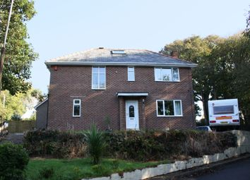 Thumbnail 3 bed detached house for sale in Castle Hall Road, Blackbridge, Milford Haven