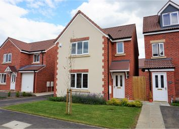Thumbnail 3 bed detached house for sale in Scholars Way, Melksham