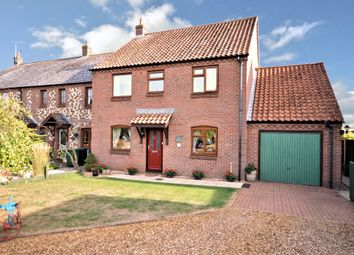 Thumbnail 3 bed end terrace house for sale in Heacham Road, Sedgeford, Hunstanton