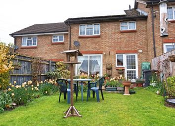 Thumbnail 3 bed terraced house for sale in Downland Road, Swindon