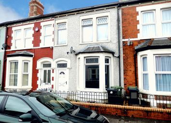 Thumbnail 3 bedroom terraced house to rent in Rennie Street, Riverside, Cardiff