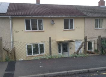 Thumbnail 3 bed terraced house to rent in Bryntirion, Mountain Ash