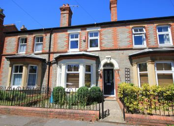 Thumbnail 3 bed terraced house for sale in Marlborough Avenue, Reading