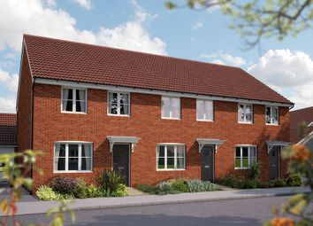 "Thumbnail 3 bed terraced house for sale in ""The Cranham"" at Cleveland Drive, Brockworth, Gloucester"