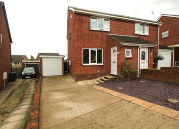 Thumbnail 2 bed semi-detached house to rent in Fulmar Way, Thorpe Hesley, Rotherham