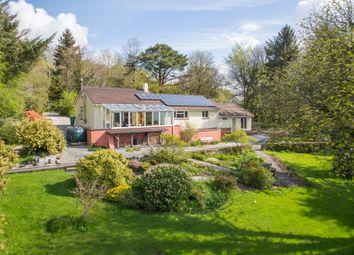 Thumbnail 4 bed bungalow for sale in Germansweek, Beaworthy
