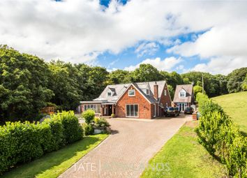 Thumbnail 5 bed detached house for sale in Red Street, Rhewl, Holywell, Flintshire