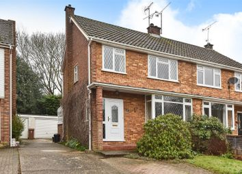 3 bed semi-detached house for sale in Butler Road, Crowthorne, Berkshire RG45