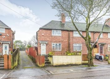 Thumbnail 2 bed end terrace house for sale in Orme Road, Newcastle, Staffordshire