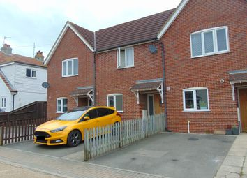 Thumbnail 2 bed terraced house to rent in Rising Road, Ashford