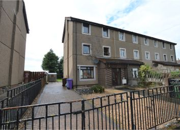 Thumbnail 4 bed end terrace house for sale in Gilbertfield Street, Glasgow