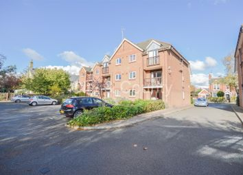 Thumbnail 2 bed flat for sale in Stuart Court, Peterborough