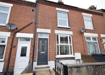 2 bed terraced house for sale in Pelham Road, Norwich, Norfolk NR3
