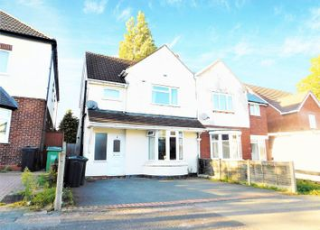 Thumbnail 3 bed semi-detached house to rent in William Road, Bearwood, Smethwick