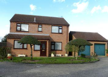 Thumbnail 4 bedroom detached house for sale in Hillcrest Close, Worlingham
