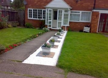 Thumbnail 3 bed end terrace house to rent in Earlswood Court, Handsworth Wood, Birmingham, West Midlands