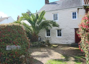 Thumbnail 2 bed terraced house for sale in Les Blanches, St Martin's, Guernsey